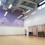 Heartsease School Sports Hall Norwich Architectural Photography