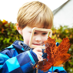 Early Years Outdoor Geotmery Investigation Catalogue Photography
