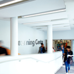 Architectural interior photography College of Haringey, Enfield and North East London