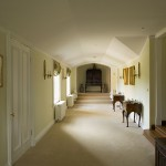 Interiors Photography at Bawdeswell Hall Refurbishment Norfolk