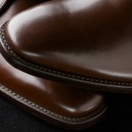 loake_dark_brown_leather_shoes_product_photography